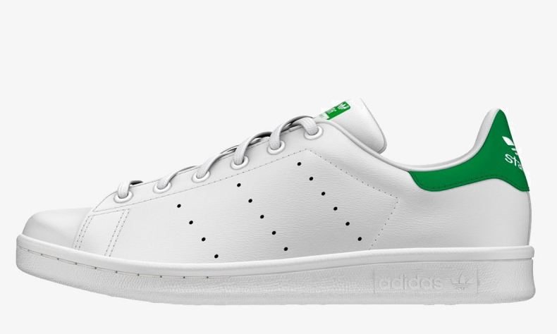 adidas stan smith j classic green
