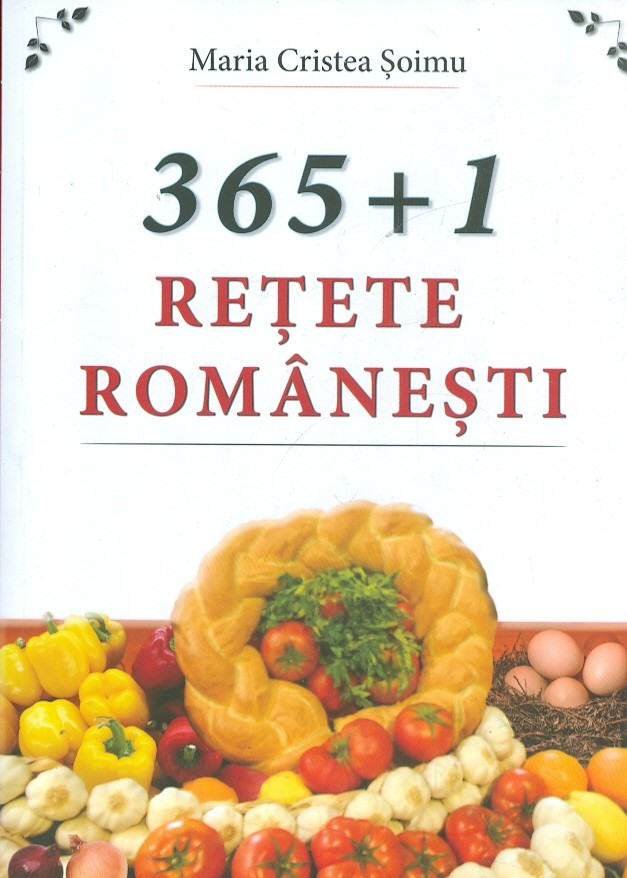 365+1 retete romanesti